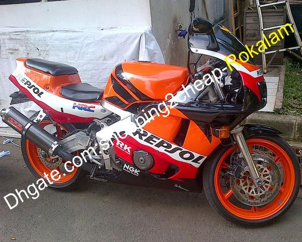 Для Honda CBR400RR NC29 CBR400 NC 29 CBR 400RR 90 91 92 93 94 95 96 97 98 1990-1998 Популярный обтекатель мотоцикла