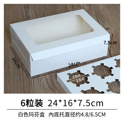 24x16x7.5cm 6cup