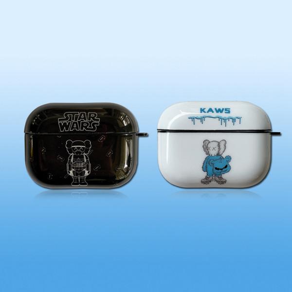Custodia protettiva per Apple Airpods caso auricolare wireless Pro antiurto con gancio per AirPod 1 2 3 B13
