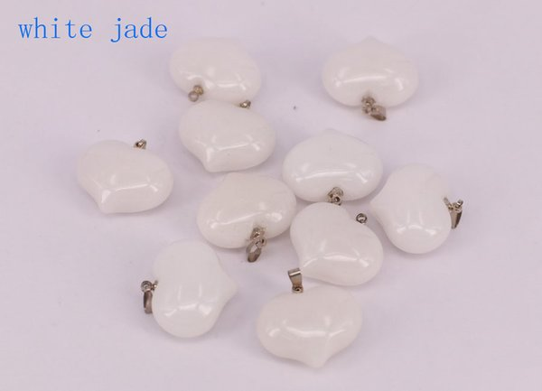 weißer Jade