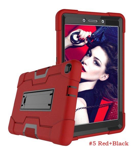 # 5 Rouge + Noir