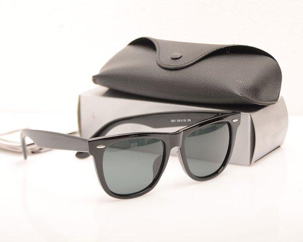 52MM Black Frame Black Lens