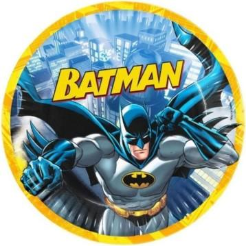SihirliParti Batman Magic Party Platter (8 pieces) Ship from Turkey HB-000920366