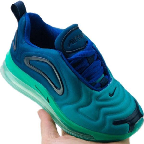 Grosshandel Nike Air Max 720 Baby Madchen Led Licht Schuhe