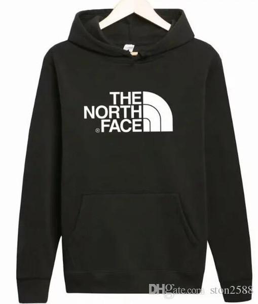 Ücretsiz kargo yüz kadınlar ve erkekler moda t gömlek Lüks kuzey hoodie marka ceket En Kaliteli ceket yeni kazak A + 851422 Hip Hop yelek