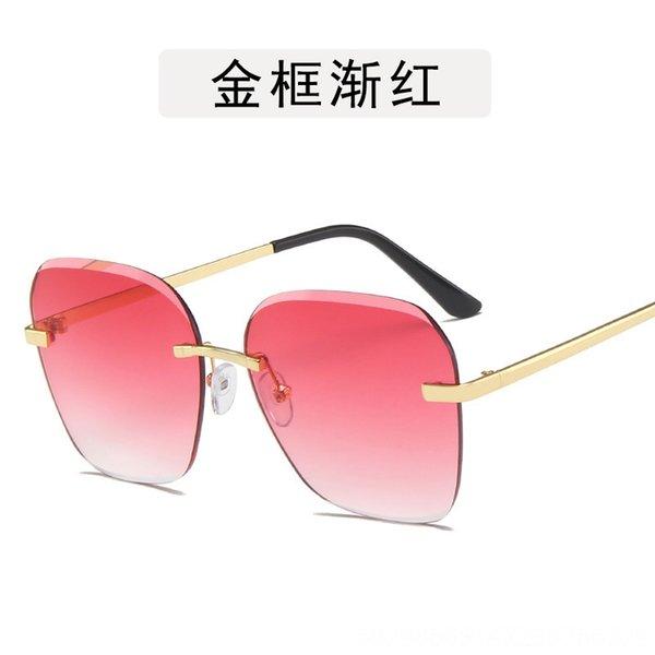 rosâtre cadre d'or
