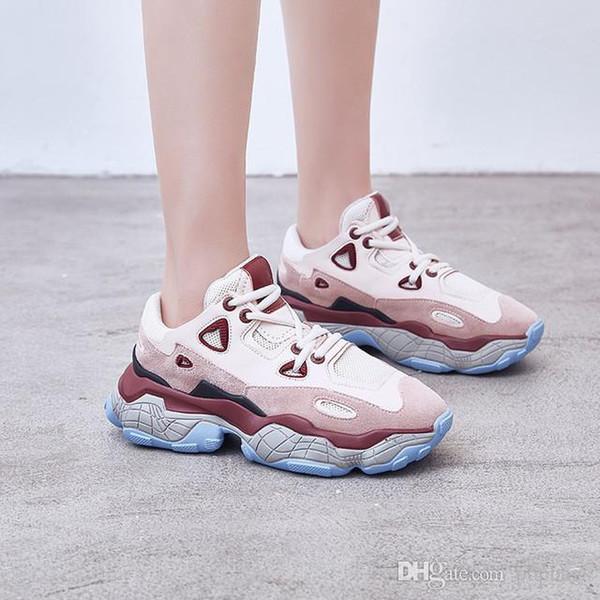 Nouvelles chaussures de course pour les hommes BIOAOUA notre rayon de soleil de raisin rose rouge Gym Silver Bullet womens Entraîneur sportif Sport Chaussures Taille 36-45