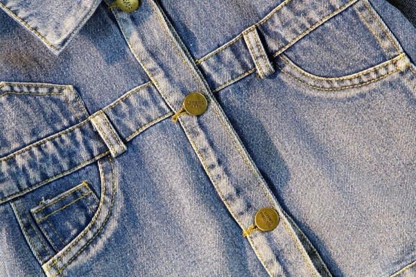 giacca per bambini Abiti in denim Tendenza Moda occidentale Giacca Stampa digitale tendenza Stile Giacca Giacca Denim Effetto lavaggio 40