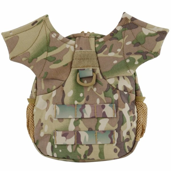 1000d nylon tactical bat backpack women bat wings backpacks teenage girls mini sports bag thumbnail