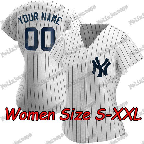 Women Size S-XXL White