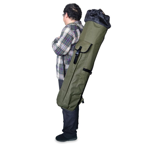 Portable Fishing Rod Case Organizer Carrier Bag Fish Pole Tools Storage Bags Accessories YS-BUY #743882