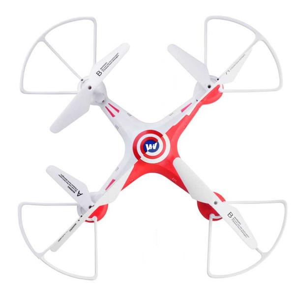 Fotografia aerea aerea senza equipaggio di aerei a quattro assi telecomandata senza macchina fotografica