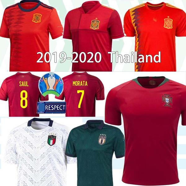 Portugals equipe nacional jersey retro soccer Itália Copa do Mundo da África do Sul Espanha jersey RONALDO Nani homens retro camisas de futebol