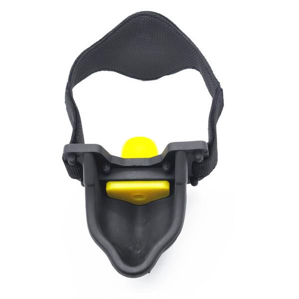 black silicone