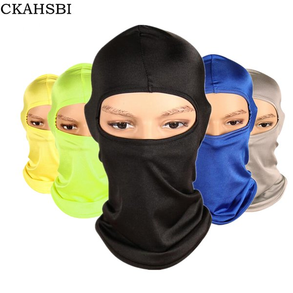CKAHSBI New Women Cycling Face Masks Outdoor Bicycle Masks Neck Balaclava UV Full Dust Soft Face CoverSports Hot Sale Mask