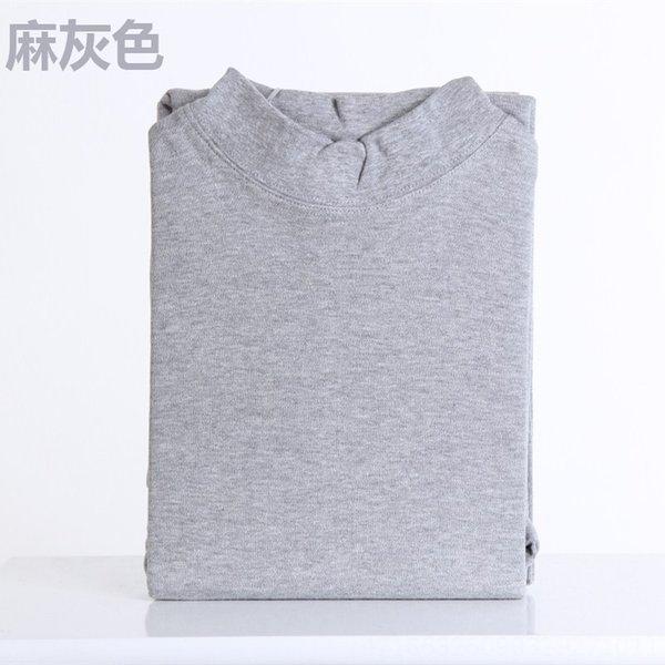 Collier de chanvre gris moyen