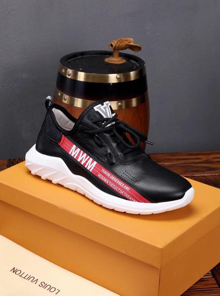 2019 г новый ограниченный выпуск роскошный дизайнер повседневная мужская обувь, мода дикая повседневная спортивная обувь на открытом воздухе мужская, ярды: 38-45