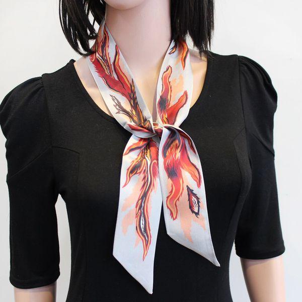 Fashion Women Ladies Long Butterfly Print Scarf Stole Neck Tie Chiffon Scarves