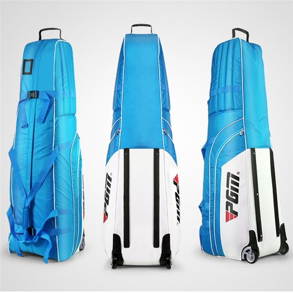 2019 Thickening Travel Journey Travel Bag Folding Golf Aviation Package With Wheels Anti-Dirty Bag 3 Colors D0073