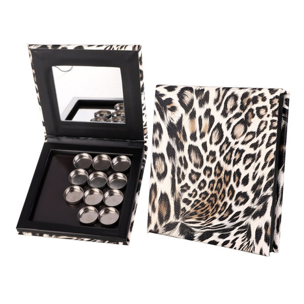 Empty Magnetic Sexy Palette Refill Eye Shadow Pallete Blush Easy Carry Beauty Pigment Makeup Cosmetic Storage