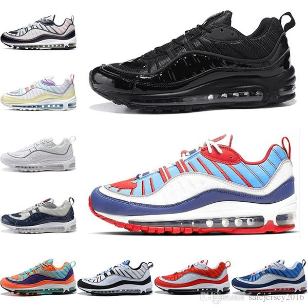 2019 Wholesale Gundam Sky Blue Running Shoes Men Women Cone Tour Vibrant Mens Trainer Athletic Sports Sneakers Size 5.5-12 Outdoors