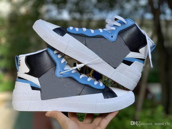2019 Luxury Designer Fashion off Brand мужские кроссовки кроссовки для бега Спортивная обувь для м