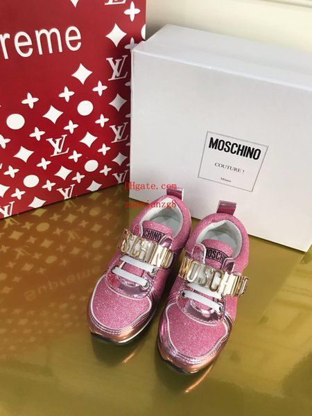 scarpe per bambini sneakers per bambini scarpe per bambina chaussures enfants scarpe per bambini di grandi dimensioni Moda sportiva suola in gomma comfort antiscivolo bambino