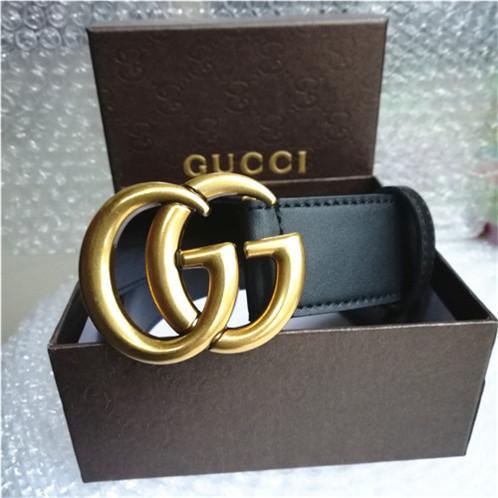 Belt with box luxury 13 fa hion gg 13 buckle belt for men women q3 13 gucci 13 pearl de igner 13 jean wai t belt, Black;brown