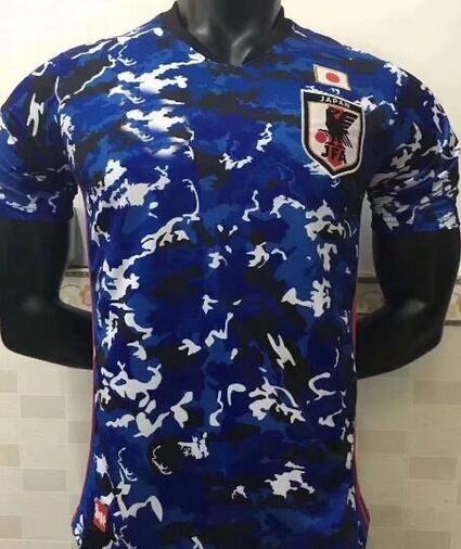 2020 Home Captain Tsubasa Jersey