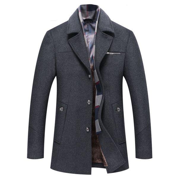 Envío de la gota Hombres de la chaqueta de invierno Abrigo de piel Streetwear cortavientos Marvel Ropa para hombre Outware Moda 2018
