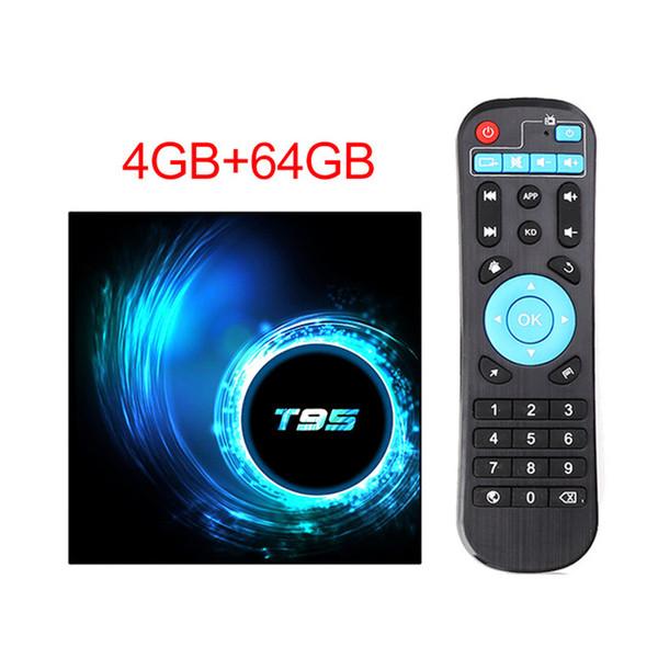 T95 de 4 GB + 64 GB