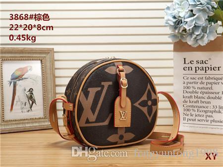 2019 NUEVOS estilos Bolsos de moda Bolsos de mujer bolsos de diseñador bolso de mano para mujer bolsos de marcas de lujo Bolso de hombro individual 3868