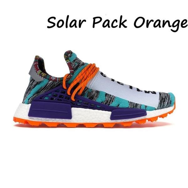 Solar Park Orange