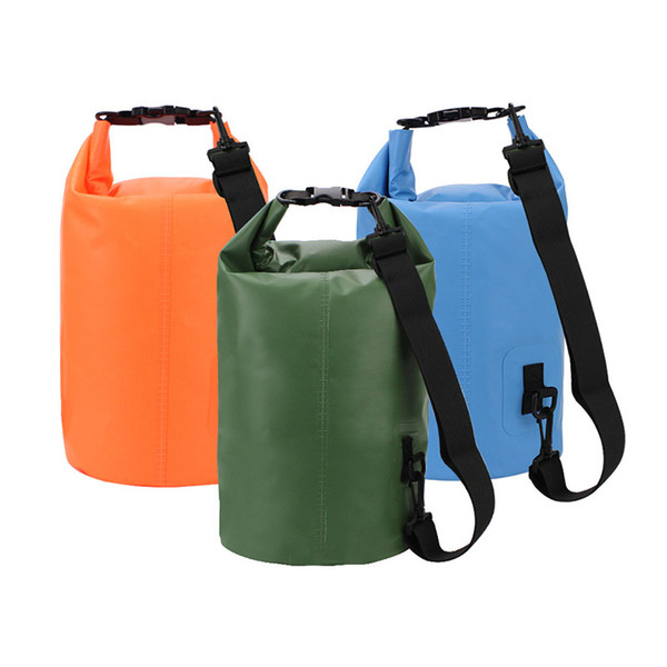 1pc fishing waterproof buckets portable bag 3 colors outdoor fishingbag carp fishing accessories tackle thumbnail