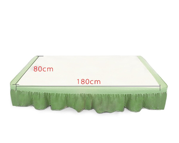 Factory price! 3000pcs/lot Disposable Medical grade Massage Special Non-Woven Bed Pad Beauty Salon SPA Dedicated Bed Sheets 180*80cm