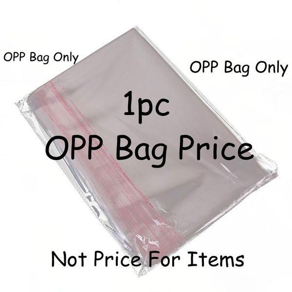 Precio de la bolsa OPP 1pc