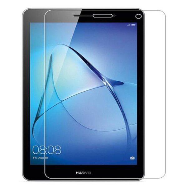 top popular 9H Hardness Tempered Glass For Huawei MediaPad T3 7.0 8.0 10 9.6 inch AGS-L09 Honor AGS-W09 BG2-U01 Tablet Screen Protector Film 2019