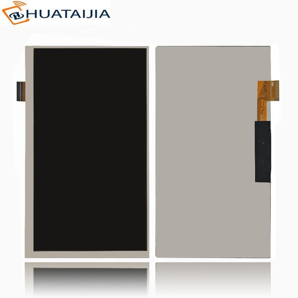 "New LCD Display Matrix For 7"" Supra M74C 4G Tablet inner LCD screen panel Module Replacement Free Shipping"