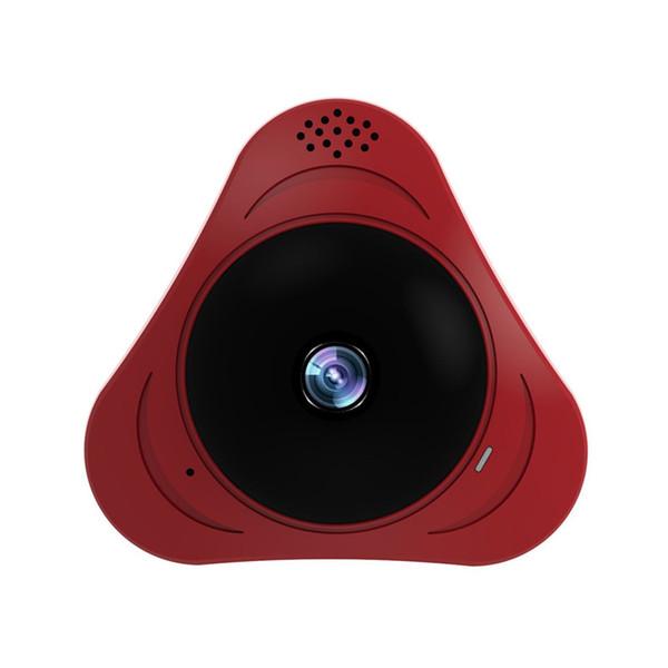 360 degree VR panorama IR-CUT night ivion camera p2p wifi wireless webcam night vision led ir ip camera