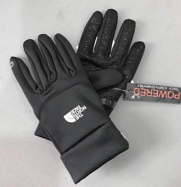 Classici marchi TN Autunno e inverno sport uomo caldo touch screen sci alpinismo guanti da ciclismo antiscivolo per il tempo libero da donna