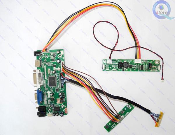 (HDMI + DVI + VGA) Pilote pour écran LCD Kit de carte contrôleur pour LM215WF3 (SL) (A1) SLA1 1920X1080