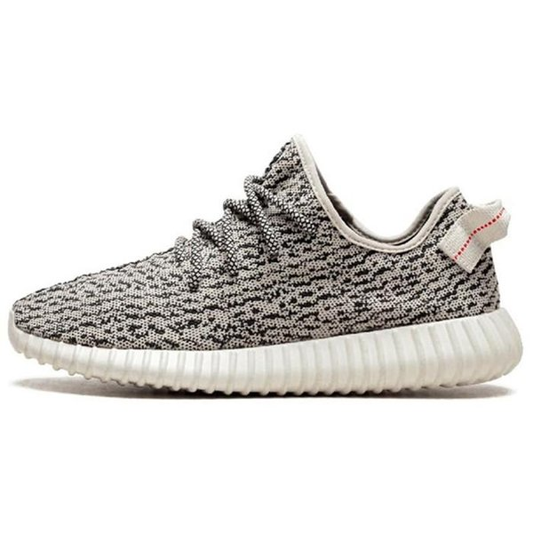 2019 outdoor shoes V1 Moonrock Pirate Black Oxford Tan Turtle Dove Grey Women Men Running Shoes Sports Kanye West Fashion Casual Sneakers