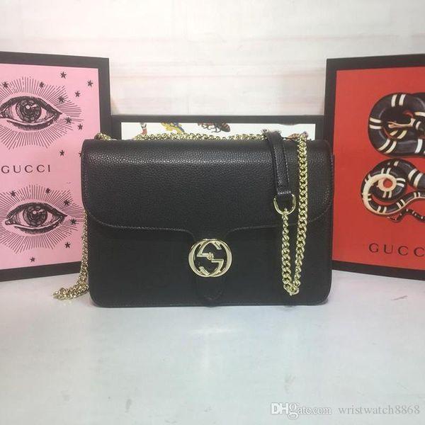 Sacs à bandoulière en cuir sac de mode célèbre sac à bandoulière Tote Designer sacs à main Shopping Bag sac à main de luxe Messenger Bag 510303 DXZ