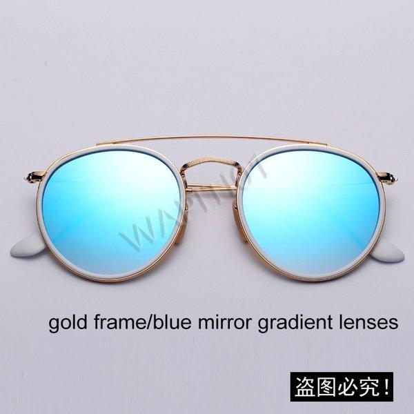 001 / 4O altın mavisi ayna gradyan