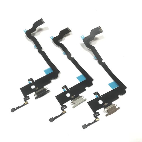 Pour Iphone X    X  Max Chargeur U B Port De Charge Connecteur Dock Jack Écouteur Remplacement Du Câble Flex