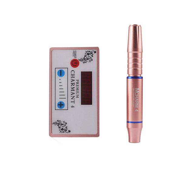 Vendita calda Charmant professionale elettrico digitale permanente trucco macchina rotativa Kit Microblading penna Gun sopracciglio Lip MTS Tattoo Makeup Pen