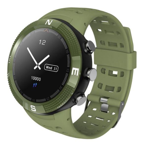 YENI F18 çok fonksiyonlu GPS konumlandırma Bluetooth akıllı izle çoklu spor modu anahtarı derinlik su geçirmez sağlık hatırlatma HEDIYE
