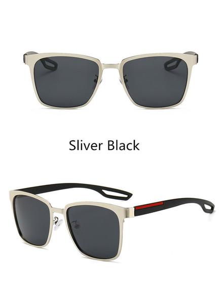 Sliver+Black