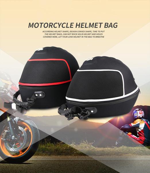 PRO-BIKER Motorcycle Helmet Bag Tool Tail luggage bags Waterproof Shoulder Bag Bicycle Motorbike equipment package