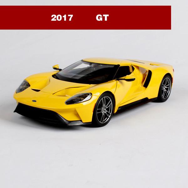 2017 GT Yellow